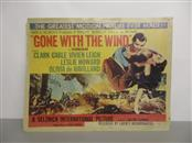 1954 GONE WITH THE WIND MOVIE POSTER